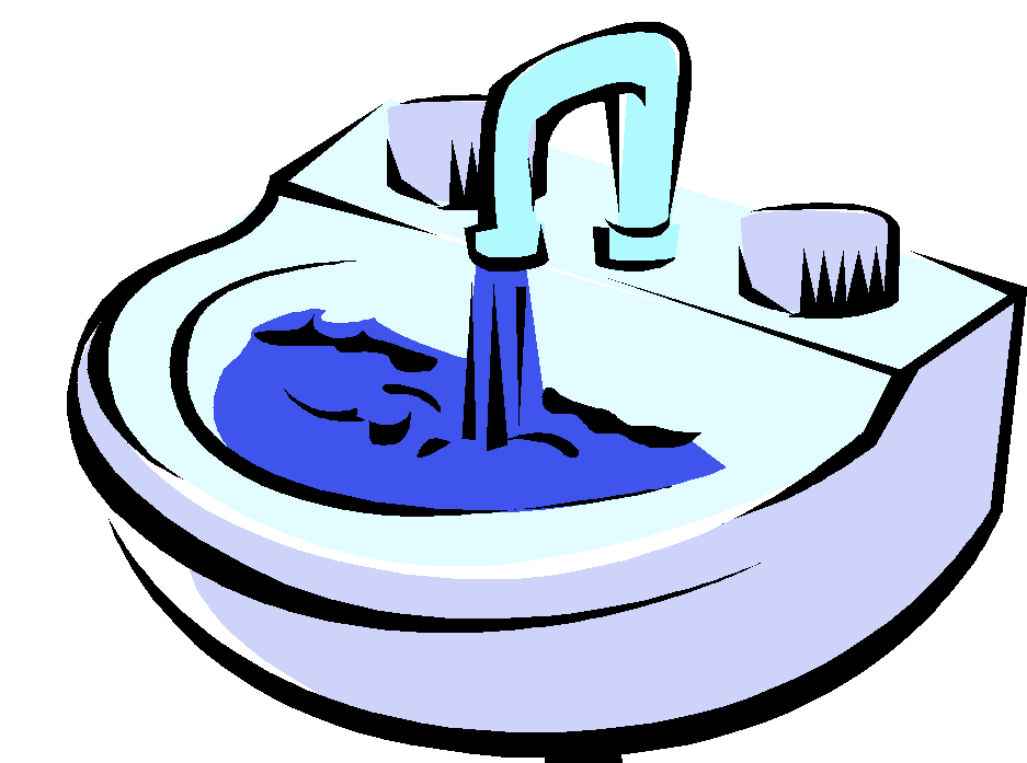 937x697 Kitchen Sink Clipart Free Images