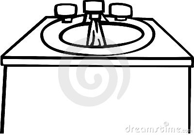 400x279 Pics Photos Clipart Picture Kitchen Sink Cabi, Kitchen Sink Clip
