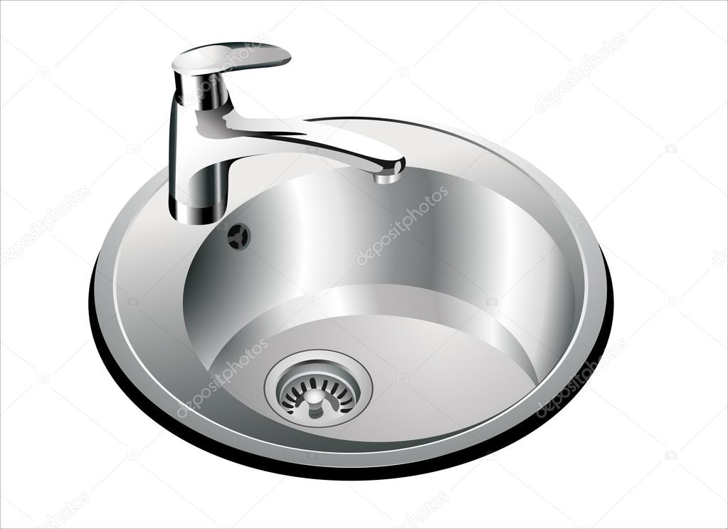 1023x743 Sink Clip Art