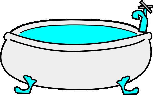 600x373 Sink Clip Art 3
