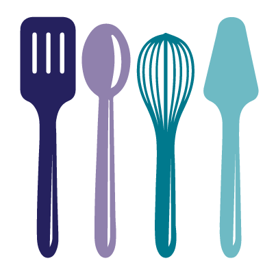 403x403 Utensils Spoon Clipart Cooking Utensil Pencil And In Color Spoon