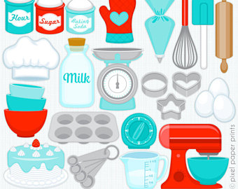 340x270 Kitchen Clip Art Etsy