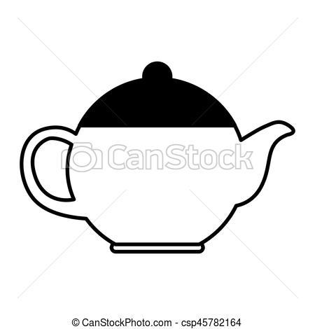 450x470 Teapot Clipart Kitchen Utensil
