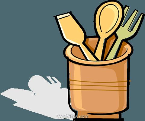 Kitchen Utensils Clipart Free Download Best Kitchen Utensils