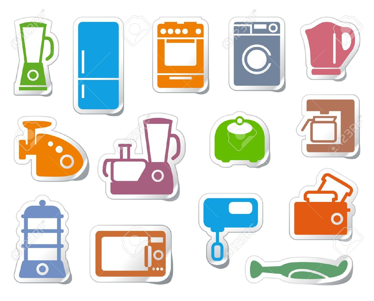 1300x1047 Appliances Clipart