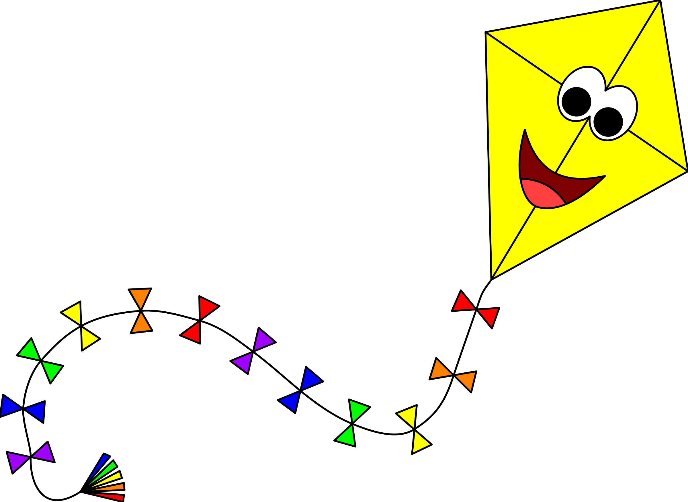 Kite Clipart Images   Free download best Kite Clipart ...