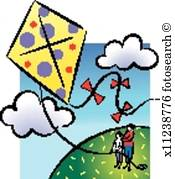 175x179 Kite Flying Illustrations And Stock Art. 404 Kite Flying