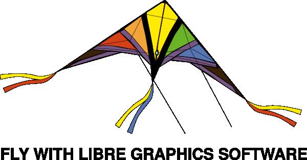 600x314 Kite Clip Art