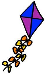 154x250 Kite Clipart Kite Clip Art
