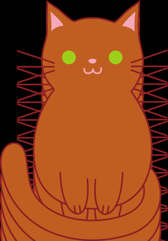 3528x5039 Cute Brown Cat