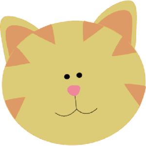 300x300 Face Kitten Clipart, Explore Pictures
