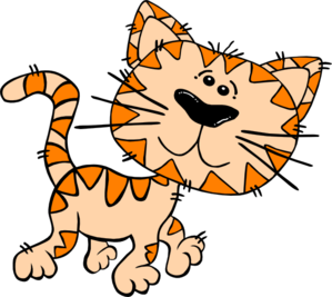 299x267 Kitten Clip Art