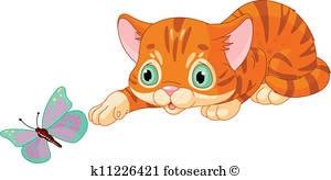 300x164 Kitten Clipart Royalty Free. 21,585 Kitten Clip Art Vector Eps