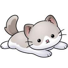 220x220 Kitten Clipart Ragdoll Cat