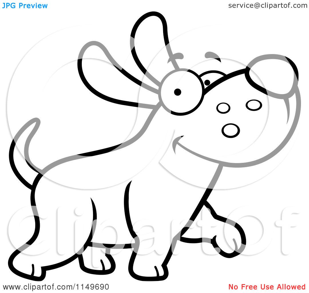 1080x1024 Clip Art Black And White Kitten Clipart