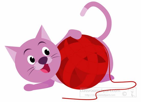 550x400 Free Cat Clipart