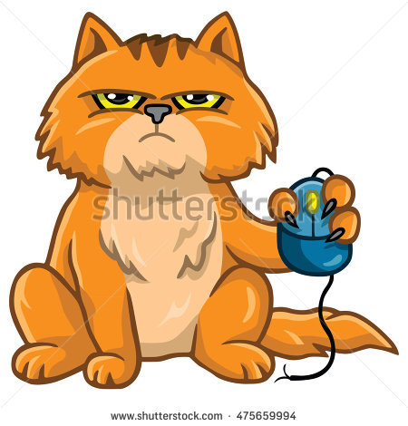 450x470 Grumpy Cat Clipart Kitten