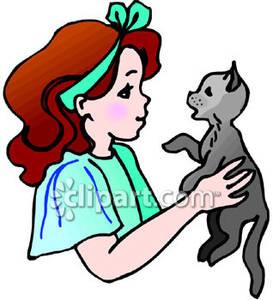 273x300 Holding A Kitten