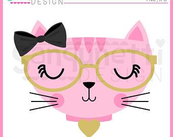 340x270 Cat Butt Clipart Cute Kitty Cats Clip Art Funny Digital Kitten