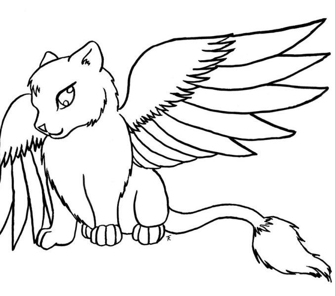 678x600 Kitten Coloring Page Best Coloring Pages