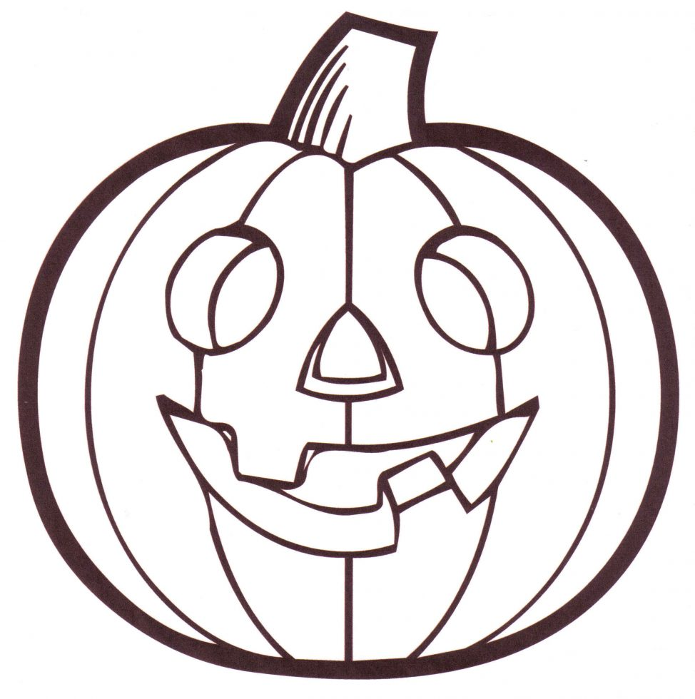 974x980 Coloring Pages Coloring Pages Pumpkin Cute With Kitten Coloring