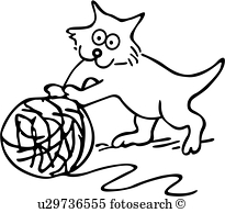 205x194 Kitten Playing Clip Art Illustrations. 2,437 Kitten Playing
