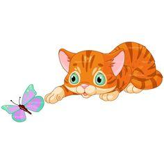236x236 Kittens Clipart Vector