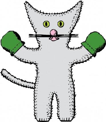 371x425 Kitten Clip Art Download