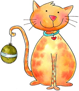 Kitty Cat Clip Art