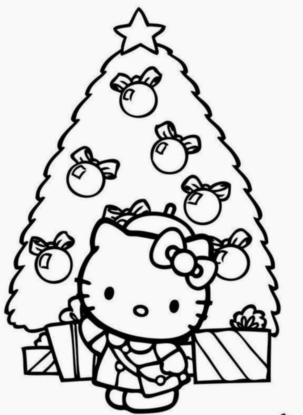 Ausmalbilder Hello Kitty Baby : Kitty Coloring Pages Free Download Best Kitty Coloring Pages On