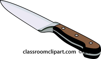 350x205 Knife Clipart Kitchen Knife