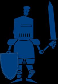 204x296 Knight Clip Art