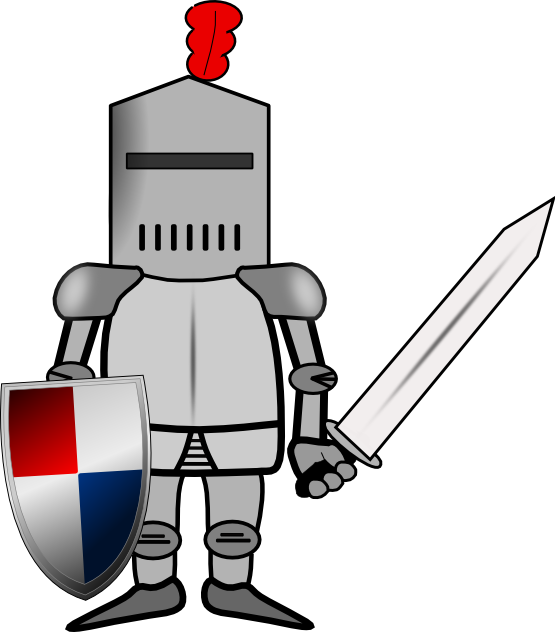 555x632 Knight Clip Art In Vector Or Format Free