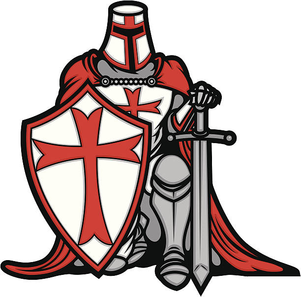 612x604 Knight Clipart Crusader