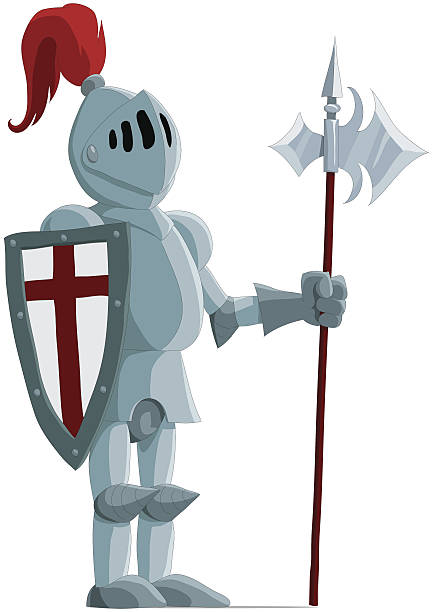 434x612 Knight Clipart Suit Armor