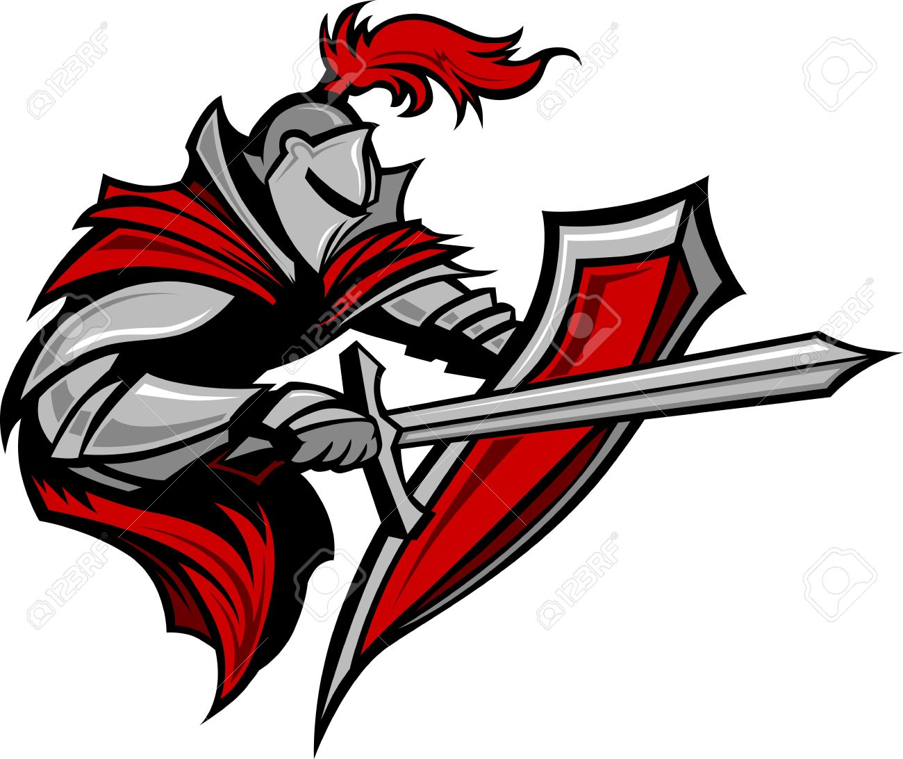 1300x1092 Knight Clipart Battle