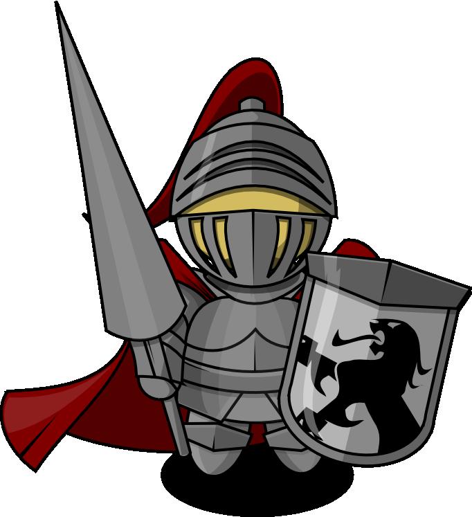682x747 Knight Clipart Clipartix