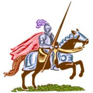 300x300 Knight Free Images