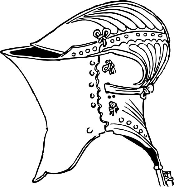 558x600 War Helment Protection Clip Art