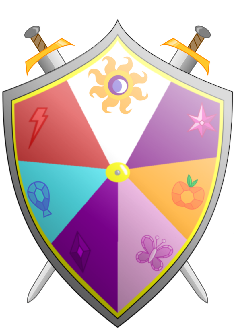 819x1160 Knights Of Harmony Shield And Arms Ii Colors By Fyre Medi