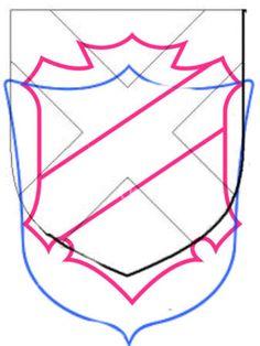236x314 Mike The Knight Shield Knight Shield, Knight And Printing