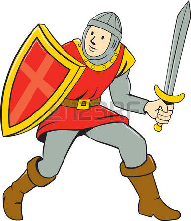 388x450 Standing Knight Clipart, Explore Pictures