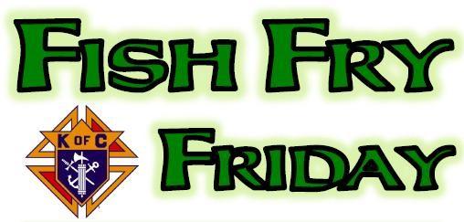 508x243 Fish Fry Waterloo Knights Of Columbus Council 5 Clip Art Image