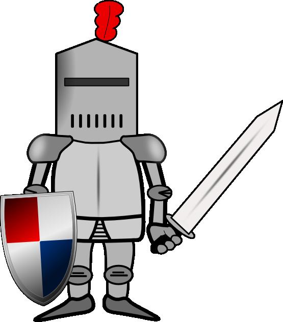 555x632 Free Knight In Shining Armor Clip Art