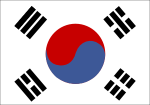 300x210 South Korea Clip Art