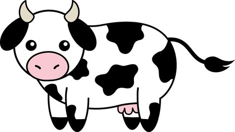 474x267 Clip Art Black And White Cute Black And White Cow