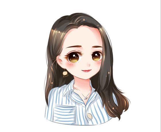 Korean Girl Drawing