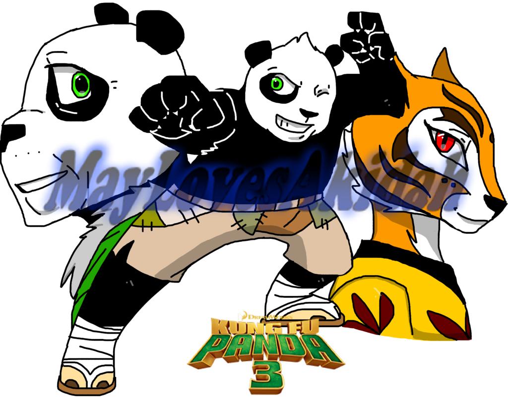 1024x805 Kung Fu Panda 3 By Maylovesakidah