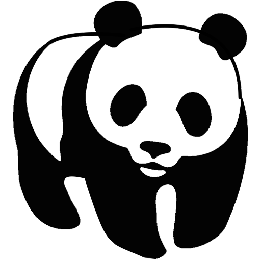 512x512 Panda Cliparts