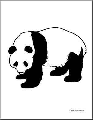 304x392 Top 94 Giant Panda Clip Art